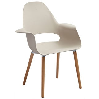 Edwin Beige Accent Chairs (Set of 2)