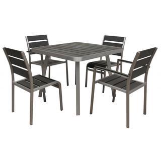 Polylumber 5-piece Santorini Dining Set