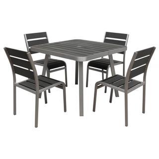 Brava 5-piece Polylumber Outdoor Dining Set
