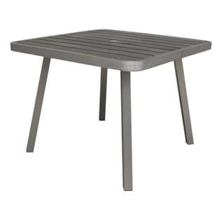 Fresca Square Polylumber Outdoor Dining Table