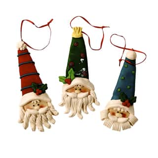 Santa Head Cookie Dough Ornaments (Set of 12)|https://ak1.ostkcdn.com/images/products/9541667/P16722345.jpg?impolicy=medium