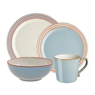 Denby Heritage Terrace 4-piece Place Setting