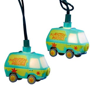 Kurt Adler UL 10-light Scooby-Doo Van Light Set