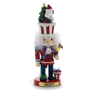 Kurt Adler 12-inch Snoopy Hollywood Nutcracker