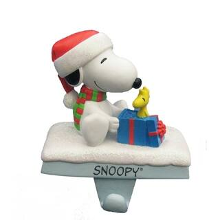 Kurt Adler 4.6-inch Snoopy and Woodstock Stocking Holder|https://ak1.ostkcdn.com/images/products/9542123/P16722536.jpg?impolicy=medium