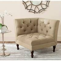 Safavieh Jack Antique Goldecorner Chair