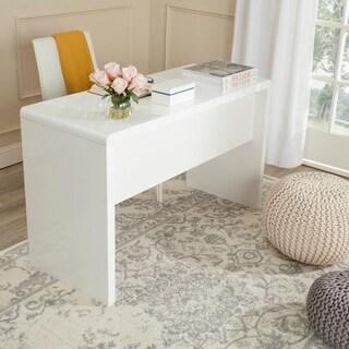 Safavieh Kaplan Modern White Desk