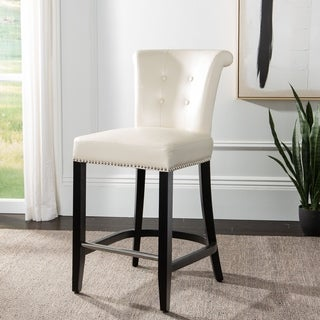 Safavieh Addo Flat Cream Ring Counterstool