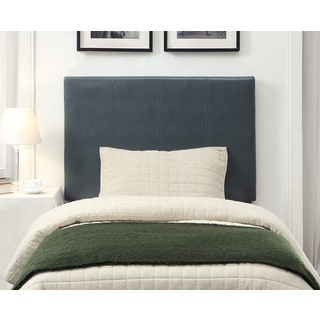 Volt Twin 39-inch Faux Leather Headboard Only