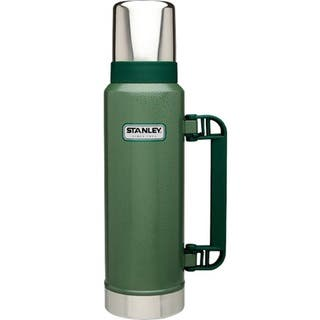 Stanley Classic 2 Quart Vacuum Bottle, Hammertone Green|https://ak1.ostkcdn.com/images/products/9542518/P16722919.jpg?impolicy=medium