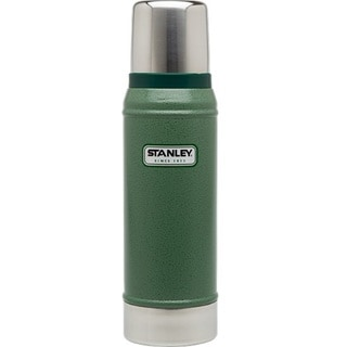 Stanley Adventure 25-ounce Vacuum Bottle, Hammertone Green