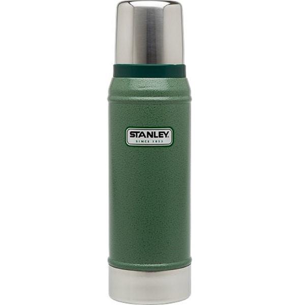 Stanley Adventure 25-ounce Vacuum Bottle, Hammertone Green