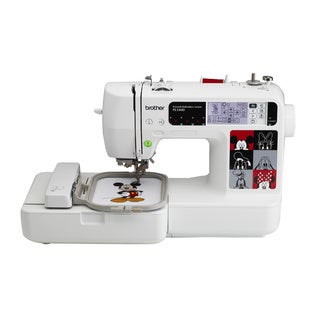 Brother PE540D Disney Mickey Mouse & Friends Embroidery Machine