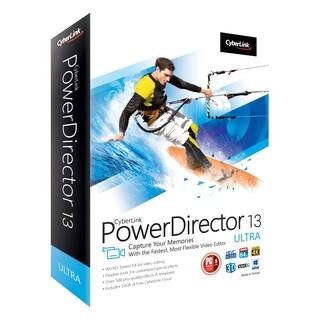 CyberLink PowerDirector 13