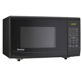 Danby 1.1 cubic foot Black Countertop Microwave Oven