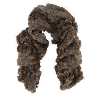 Le Nom Short Faux Fur Scarf