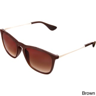 Hot Optix Unisex Square Keyhole Sunglasses