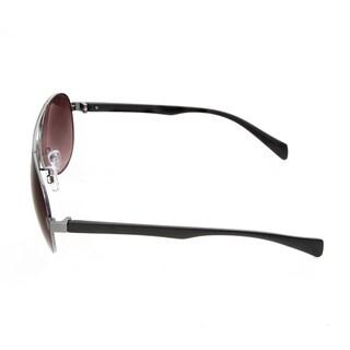 Hot Optix Unisex Metal Aviator Sunglasses