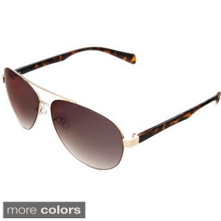 Hot Optix Unisex Metal Aviator Sunglasses