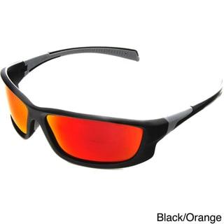 Hot Optix Men's Mirror Polarized Sport Sunglasses
