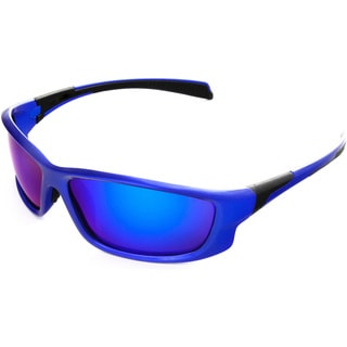 Hot Optix Men's Mirror Polarized Sport Sunglasses