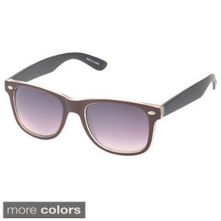 Epic Men's 'Barton' Rectangle Fashion Sunglasses