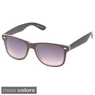 Epic Men's  'Barton' Rectangle Fashion Sunglasses