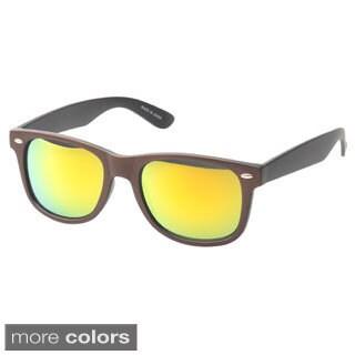 Epic Men's 'Aaron' Rectangle Fashion Sunglasses