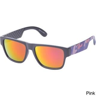 Epic Men's 'Bryson' Square Fashion Sunglasses