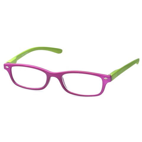 Epic Women's 'Patton' Rectangle Reading Glasses