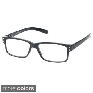 Epic Women's 'Kirston' Rectangle Reading Glasses