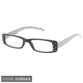 Epic Women's 'Chalon' Rectangle Reading Glasses