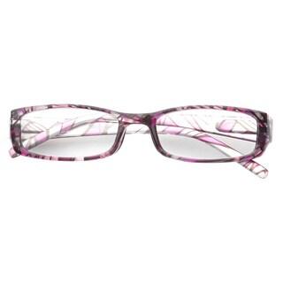 Epic Women's 'Brion' Rectangle Reading Glasses