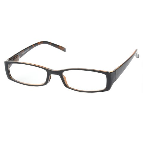 Epic Women's 'Brion' Rectangle Reading Glasses