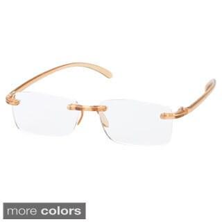 Epic Women's 'Ashton' Rectangle Reading Glasses