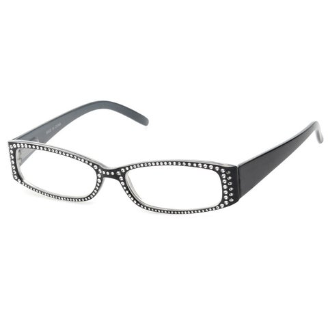 Epic Women's 'Alson' Rectangle Reading Glasses