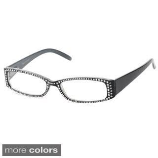 Epic Women's  'Alson' Rectangle Reading Glasses