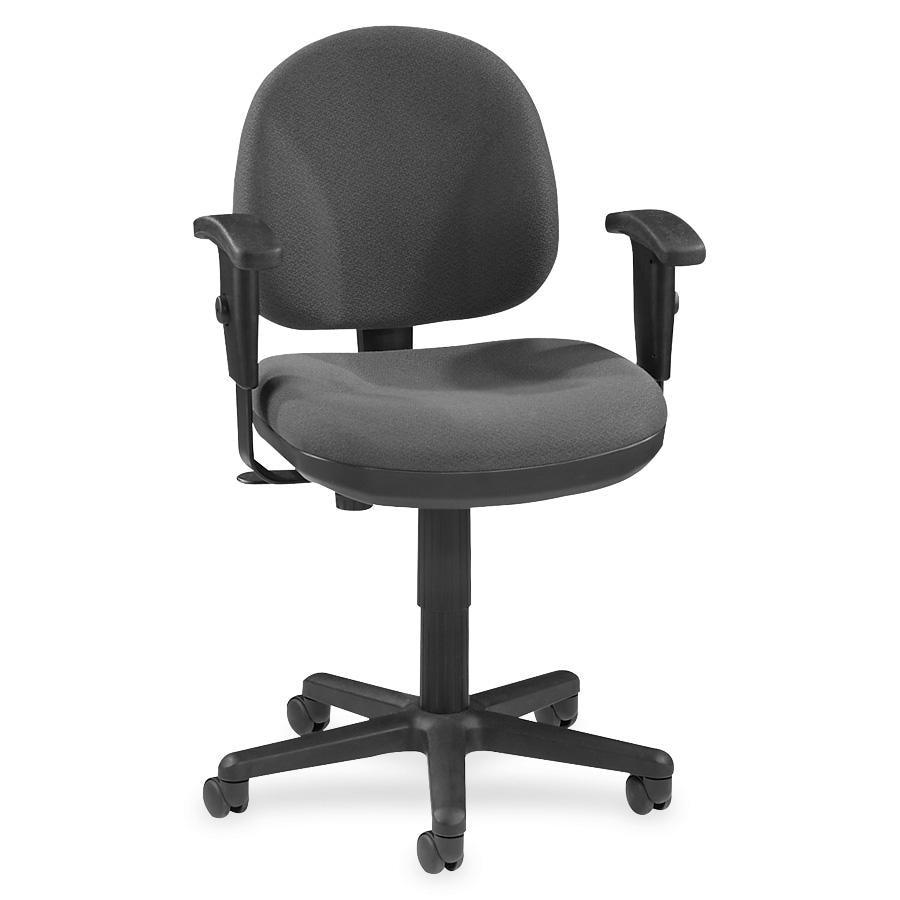 Lorell Millenia Pneumatic Adjustable Task Chair (LLR80005...