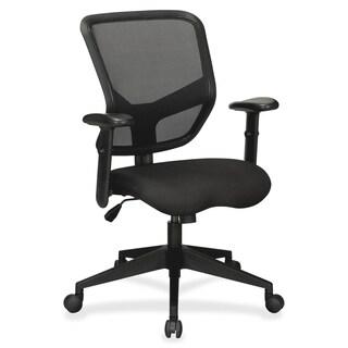 Lorell Executive Mesh Mid-back Chair