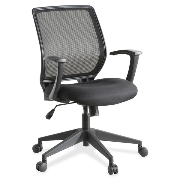 Lorell Executive Mid-back Work Chair