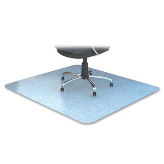 Cleartex Xxl Polycarbonate Square General Office Mat For