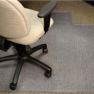 Lorell Diamond Anti Static Chair Mat Free Shipping Today