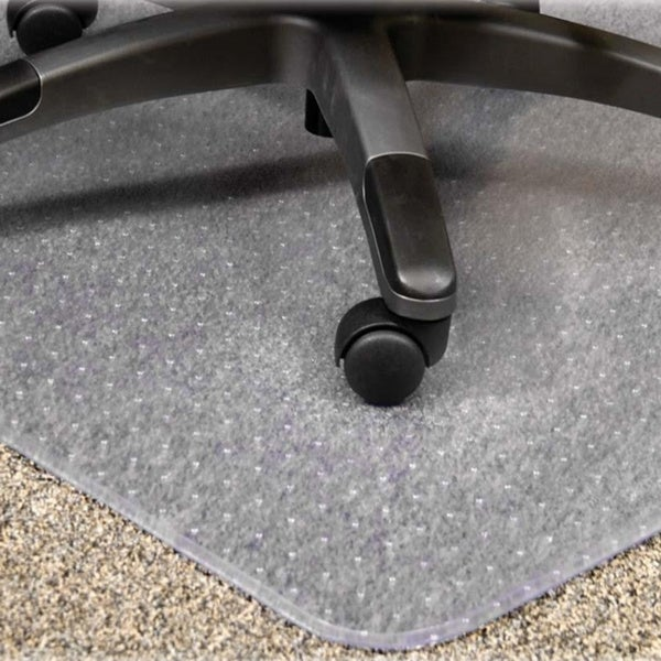 Lorell PlushMat Chair Mat Free Shipping Today  : Lorell PlushMat Chair Mat 086bbfa2 c73f 4e80 92dc c591b0206cf1600 <strong>Metal</strong> Office Chair from www.overstock.com size 600 x 600 jpeg 70kB