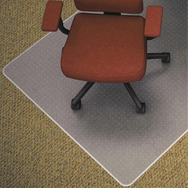 Lorell Medium Pile Carpet Chair Mat Free Shipping Today