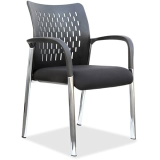 Lorell Proline Guest Chairs (Set of 2)