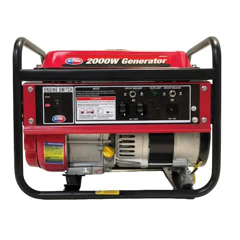 All-Power America 2000-watt 4-cycle Open Frame Generator