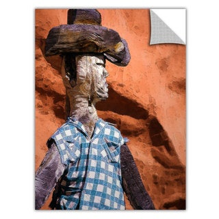 Dean Uhlinger 'Guardian of the West' Removable Wall Art