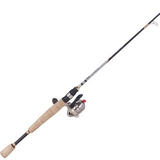 Zebco 33 Micro Triggerspin Spincast Combo, Ultra Light 5-foot Gold