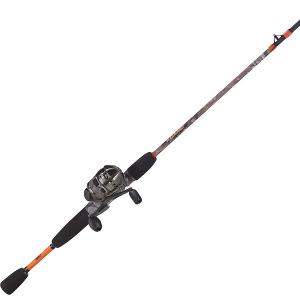 Zebco 33 micro spincast combo free shipping on orders for Micro fishing reel