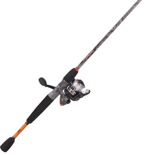 Zebco 33 Spin Combo, Medium 6-foot Camo